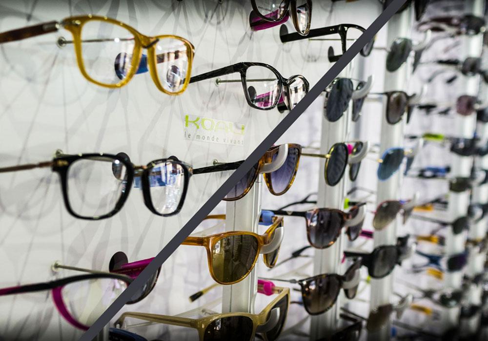 Collections Optiques et Solaires - Léonard Optique