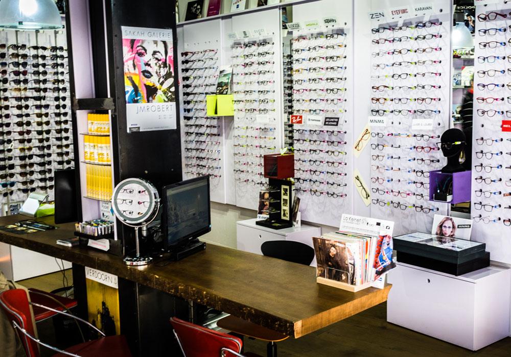 Présentation des services de Léonard Optique