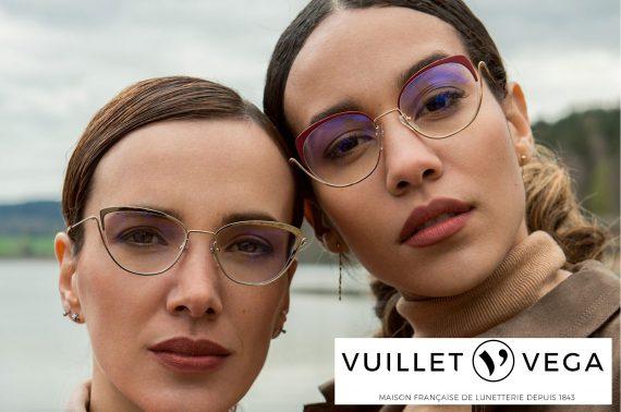 Vuillet Vega - Montures Françaises - Leonard Optique •Albi